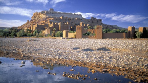 Ait Benhaddou, High Atlas, Morocco