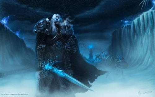 The Lich King Wallpaper