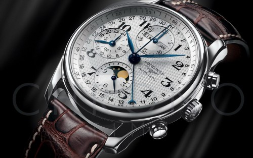 Longines Luxury Watches Wallpaper