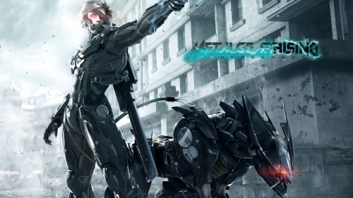 Metal gear rising revengeance 4 wallpaper
