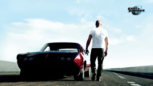 Vin Diesel in fast and furious 6 wallpaper